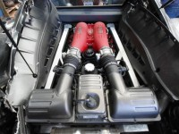 Motor de Ferrari 430 F1