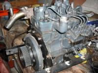 Motor Marino KUBOTA D600 3 CILINDROS DIESEL 600cc 16cv