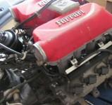 Motor Ferrari 360 Modena v6 400cv 19.000 Kilometros año: 2003