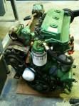Motor marino Volvo Penta 3020 y reductora