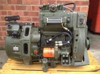 Motor marino Lombardini 9LD 625-2 28,5cv a 3000rpm