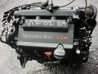 Motor Mercedes Vito 220 2.2 611.980 32.000 Kilometros