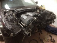 Motor BMW e46 2.5 325ci 2004 58.000 kilometros